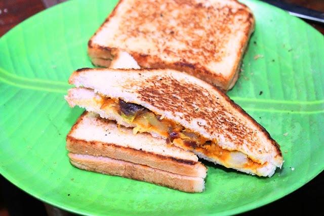 Simple Potato Sandwich Recipe