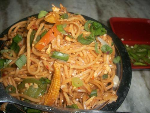 Egg Noodles