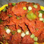 Chilli Paratha