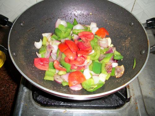 how to make chilli chicken gravy