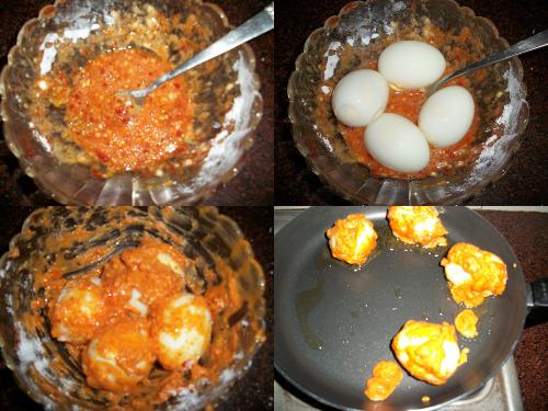 how to make egg biryani in pressure cooker
