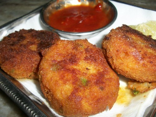 Vegetable cutlet yummy tummy vegetable cutlet forumfinder Gallery