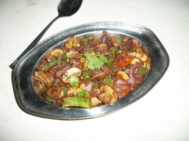Pepper Mushroom