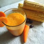 Creamy Carrot Milk Shake – Summer Special Recipes