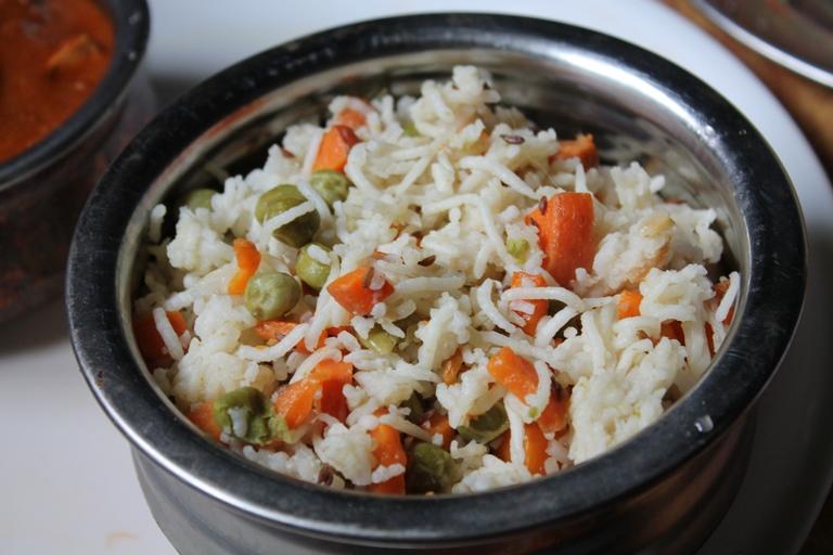 Jeera Rice Recipe / Jeera Pulav Recipe / Jeera Pulao Recipe
