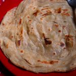 Lachha Paratha Recipe / Wheat Paratha Recipe