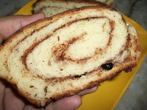 Cinnamon Raisan Bread Recipe