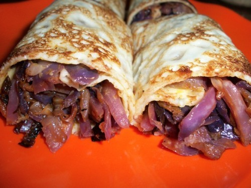Crepes Roll