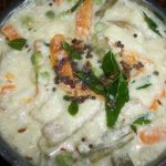 Malabar Avial(Mixed Vegetables cooked with Coconut)