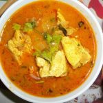 Paneer from Disneyland(Egg Cubed Curry)