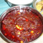 Vathakulambu(Spicy Tamarind Gravy)