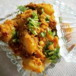 Rajasthani Potato Curry