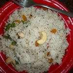 Garlic Rice Recipe and a Giveaway Winner