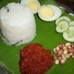 Nasi Lemak – Malaysian National Dish