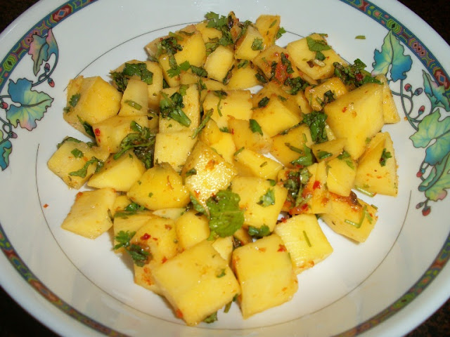 Malaysian Mango Salad – Summer Special Recipes