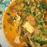Sayur Lodeh(Veggies cooked in a Light Coconut Broth)
