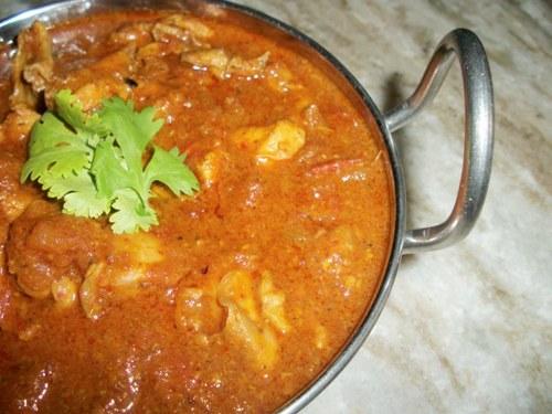 Goa Chicken Curry Yummy Tummy