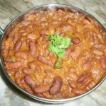 Rajma Curry ( Kidney Beans Gravy )