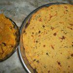 Missi Roti (Spicy Gram Flour Roti)