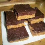 No Bake Chocolate Bar