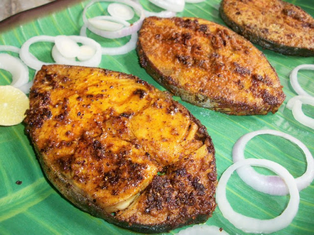 Keralan Fish Fry