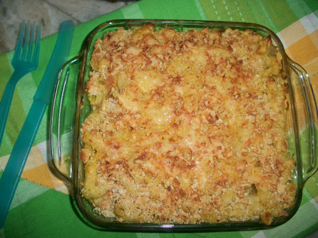 Curried Macaroni & Cheese