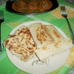 Mughlai Paratha(Paratha Stuffed with Egg)