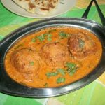 Malai Kofta (Vegetable Dumplings cooked in a Creamy Sauce)