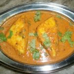 Paneer Pasanda (Paneer cooked in a Rich Tomato Sauce)