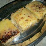 Cheesy Garlic Bread using Focaccia Bread