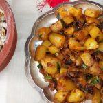 Keralan Potato Roast
