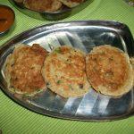 Mini Instant Oats Dosa / Instant Mini Oats Crepes / Oats Dosa – Tribute to JayaSree