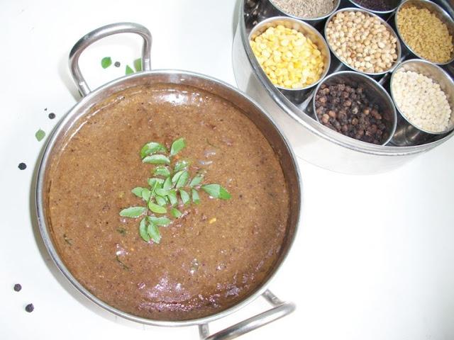 Milagu Kulambu / Pepper Kulambu Recipe