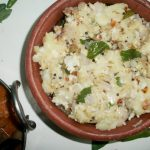 Potato Podimas ( Spiced Up Mashed Potatoes)
