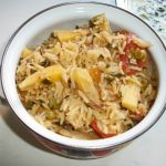 Jackfruit Pulav / Jackfruit Briyani / Kathal Pulav – Lunch Box Recipes