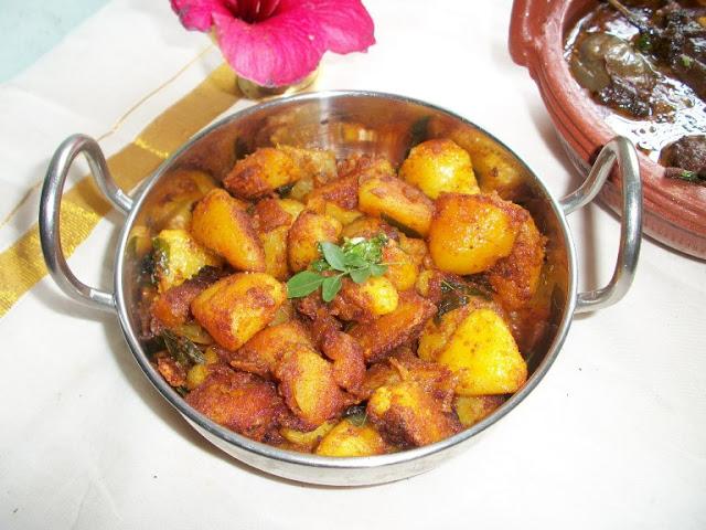 My Favorite Potato Roast / Simple Potato Roast