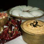 Andhra Peanut Chutney / Verusenaga Pachadi / Palli Pachadi