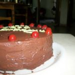 World's Best Triple Layer Chocolate Cake With Chocolate Ganache Frosting