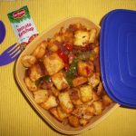Bread Upma / Spiced – Up Bread – Lunch Box Ideas