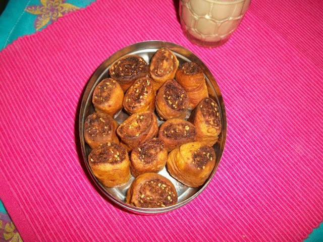 Bakarwadi – Maharashtrian Snack Recipe