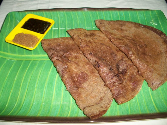 Instant Ragi Dosa / Nachani dosa – Diabetic Recipes