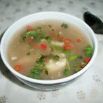 Chicken Clear Soup Recipe