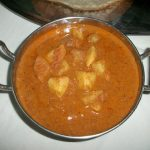 Amma's Varutharacha Urulai Kilangu Korma / Potatoes Cooked in Roasted Coconut Gravy – Best Combo for Appam