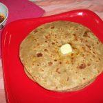 Mooli Paratha / Punjabi Mooli Paratha / Radish Paratha – Lunch Box ideas