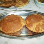 Stuffed Poori  / Poori Stuffed with Spicy Potato Masala – Lunch Box Ideas