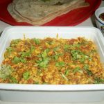 Tofu  Bhurji / Scrambled Tofu with Spices / Scrambled Tofu Masala – Healthy Sidedish