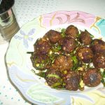 Garlic & Pepper Veggie Balls – Perfect Appetizer