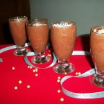 Merry Christmas with Instant Chocolate Mousse Recipe