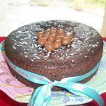Ultimate Chocolate Fruit Cake / Super Moist Plum Cake- Christmas  Cake Recipes