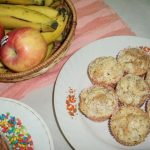Apple Muffins with Cinnamon & Sugar Crunch Topping –  Christmas Recipes